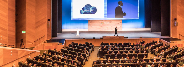 MICROSOFT IRELAND TECH GATHERING [THE CONVENTION CENTRE DUBLIN]-121640