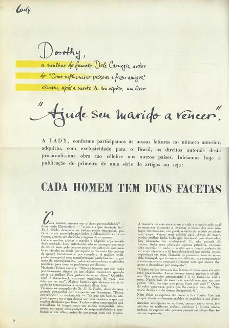 Lady, Nº 5, Fevereiro 1957 - 7
