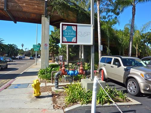 La Jolla Side Of Road Car Repair