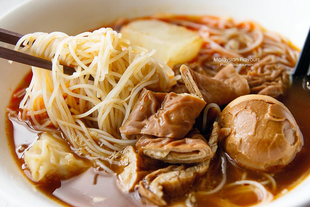 hong kong cart noodle