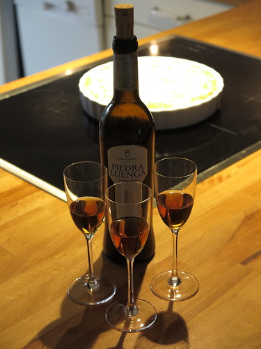 Sherry Piedra Luenga (vom Weingut Bodegas Robles in Andalusien)