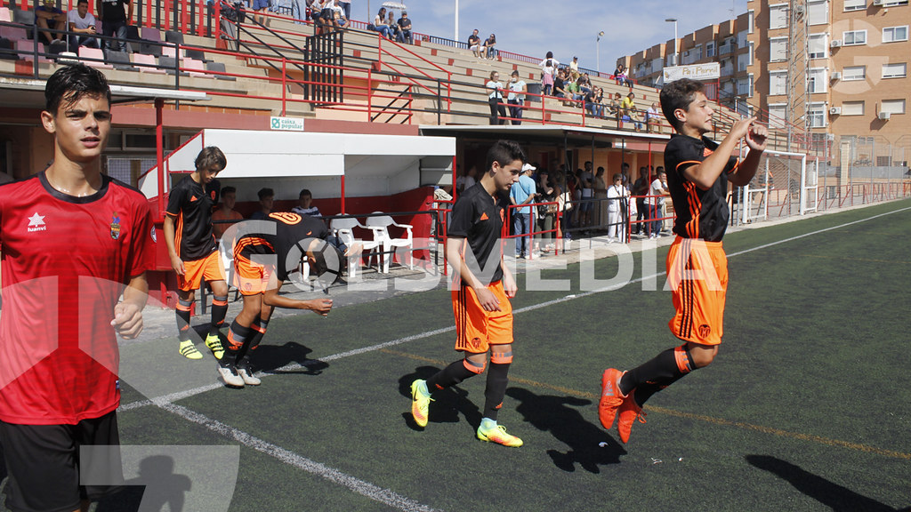 Liga Autonómica Infantil Alboraya UD - Valencia CF