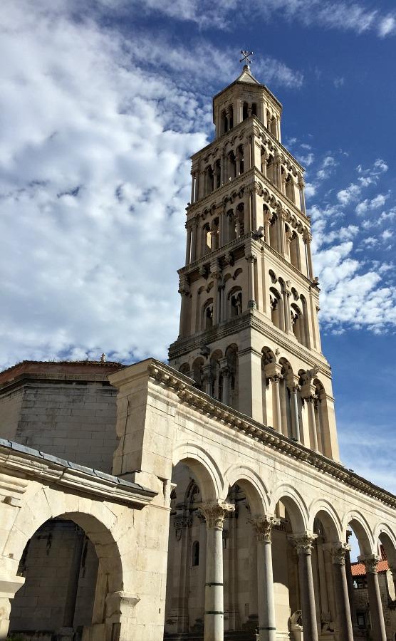 Split Croatia Tower