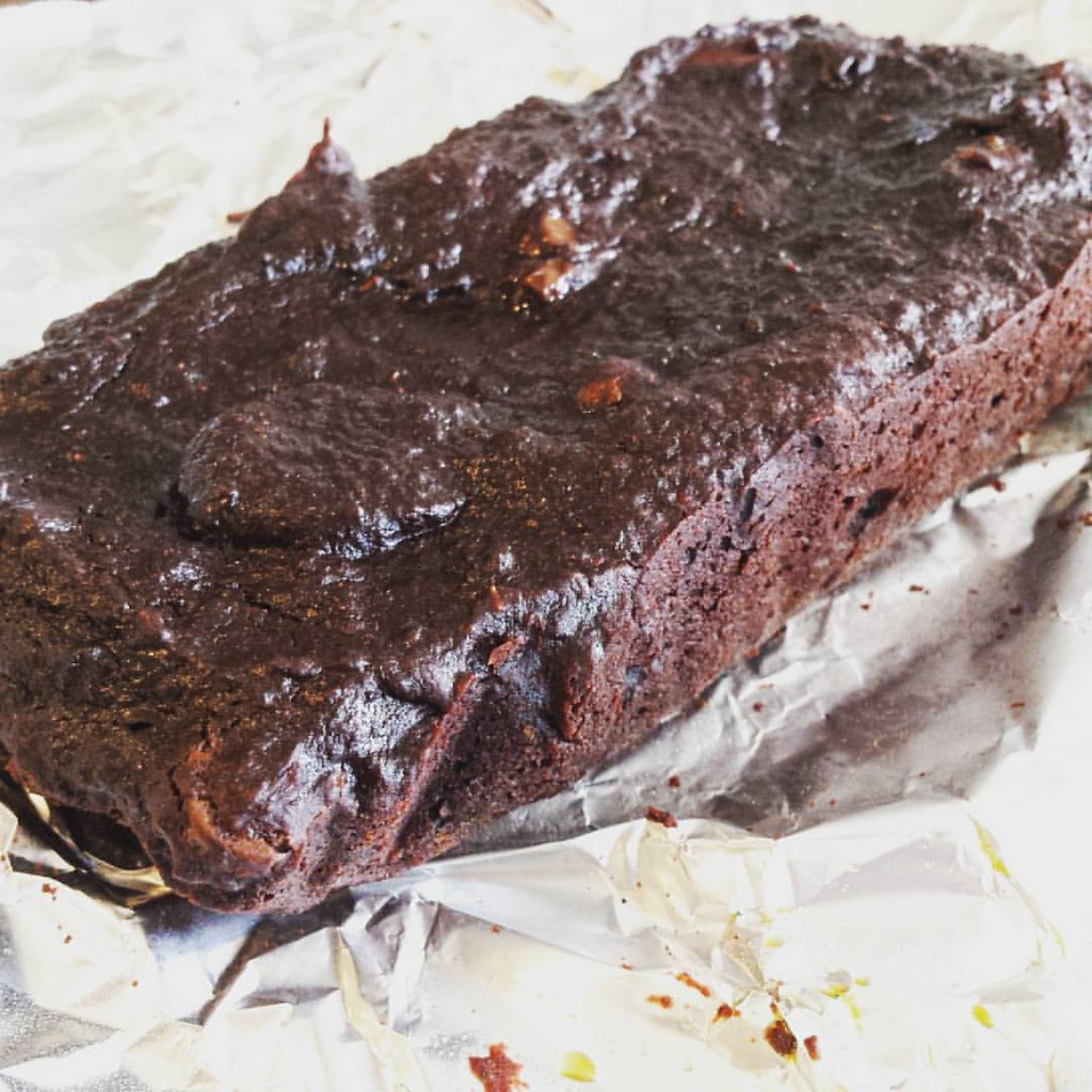 Squidgy Superfood Brownies