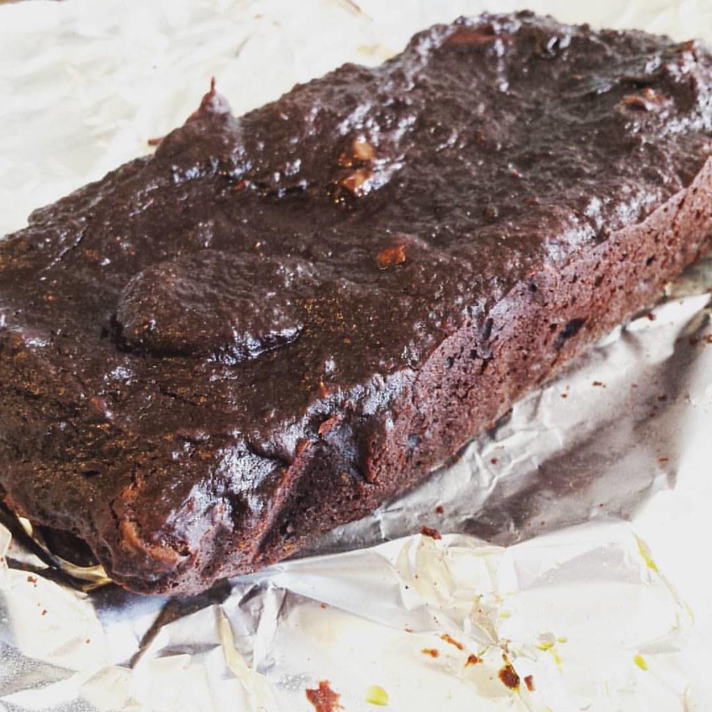 Squidgy Superfood Brownies