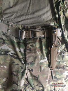 Modular Sheath System Vertical Belt