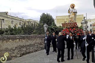 Noicattaro. San Rocco front