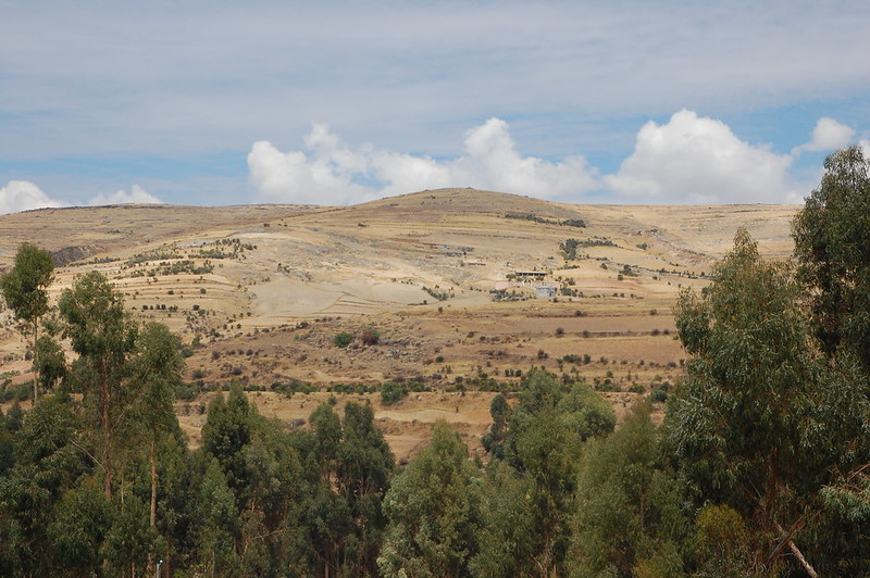 Huari and Wariwillca in Huancán, near Huancayo, Junín, Peru