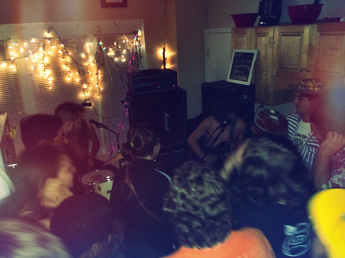 Wizard Rifle at Wolves Den House Show (2) (September 13 2015)
