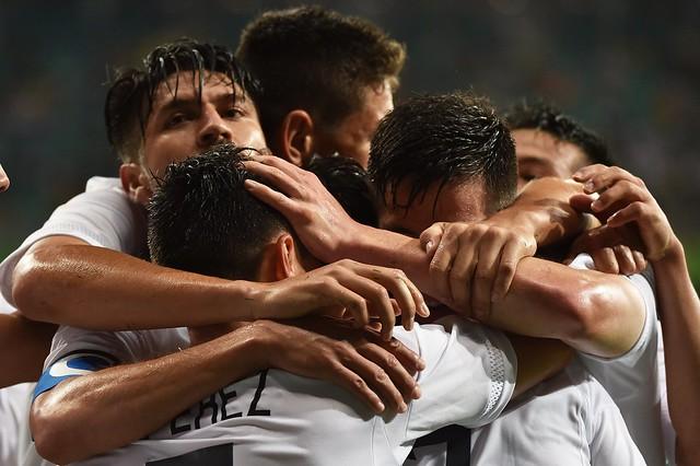 México vs Alemania en Río 2016