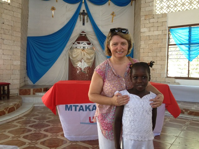 Mama Mary & Annie Njeri