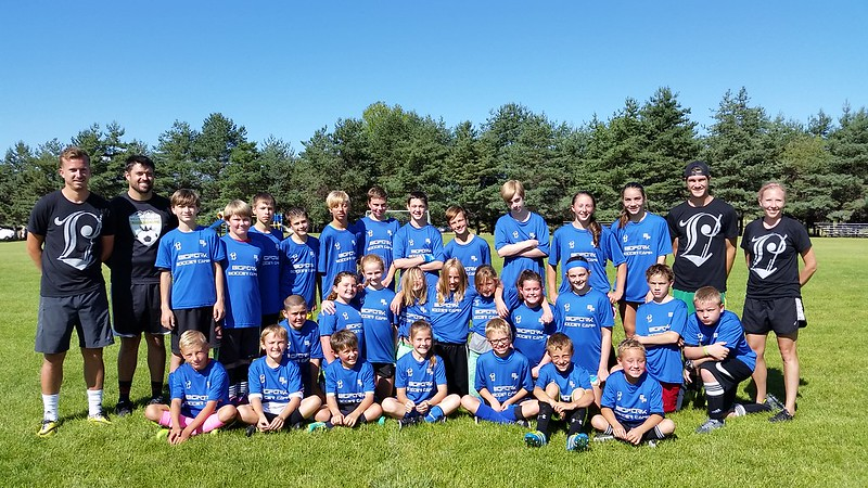 Bigfork Bandits - Soccer Camp August 2016