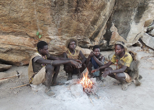 Tanzania Safari, Hadzabe Tribe