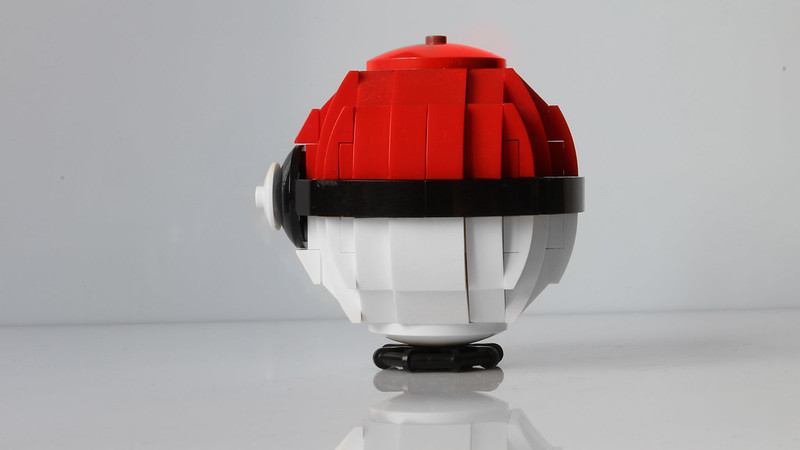 Moc Pokeball Special Lego Themes Eurobricks Forums