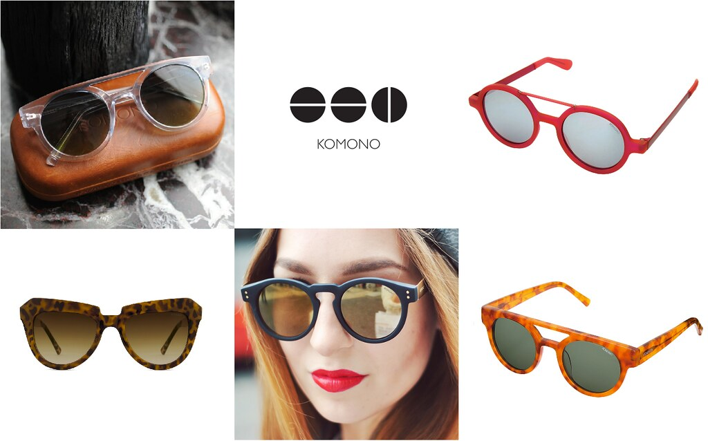 sunglasses komono