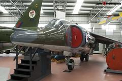 XV277 - DB3 - Royal Navy - Hawker Siddeley Harrier GR1 - National Museum of Flight East Fortune, East Lothian - 070812 - Steven Gray - IMG_9928