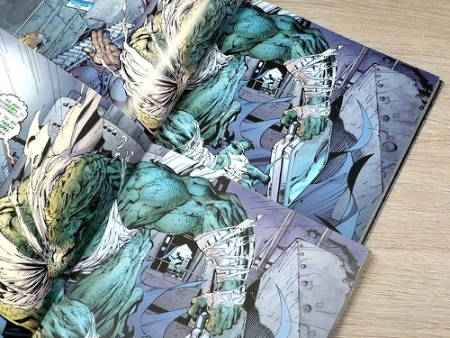 Wileka Kolekcja Komiksow DC Comics Tom 1 Hush 22