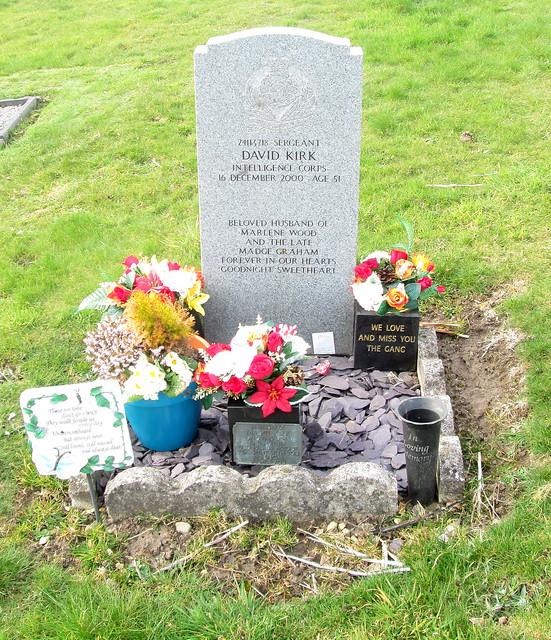 Markinch War? Grave 6