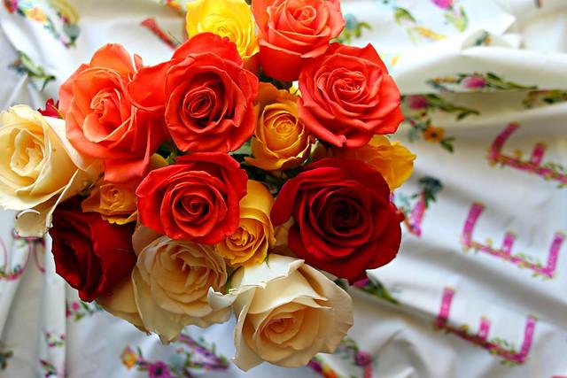 Roses & Joie de Vivre