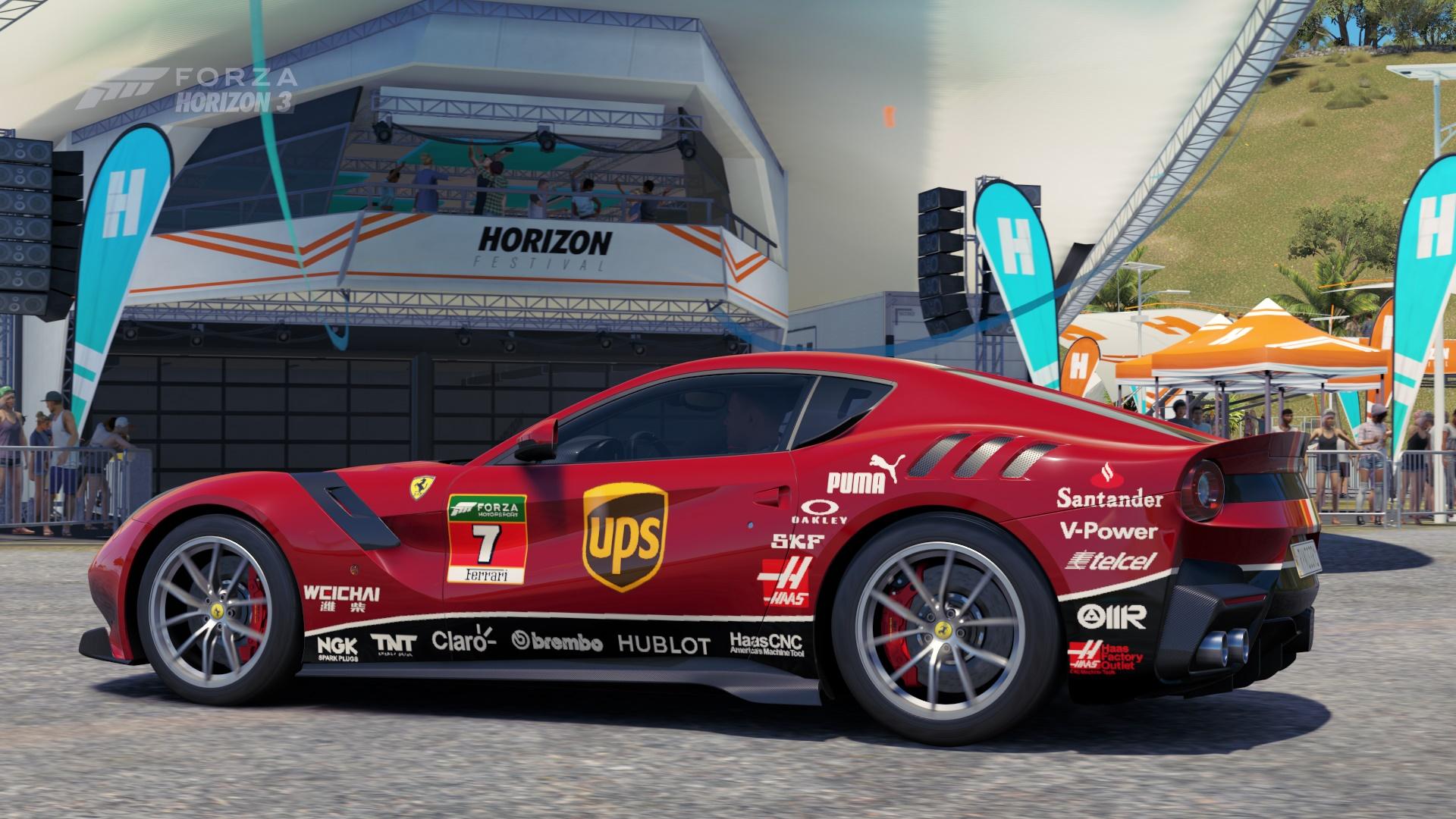 Dlk race fantasy originals ryno workx garage nfl for Garage bmw horizon