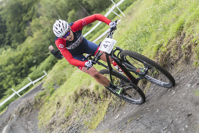 British Cycling MTB Cross-country Championships, July 17 2016, Cathkin Braes, senior women