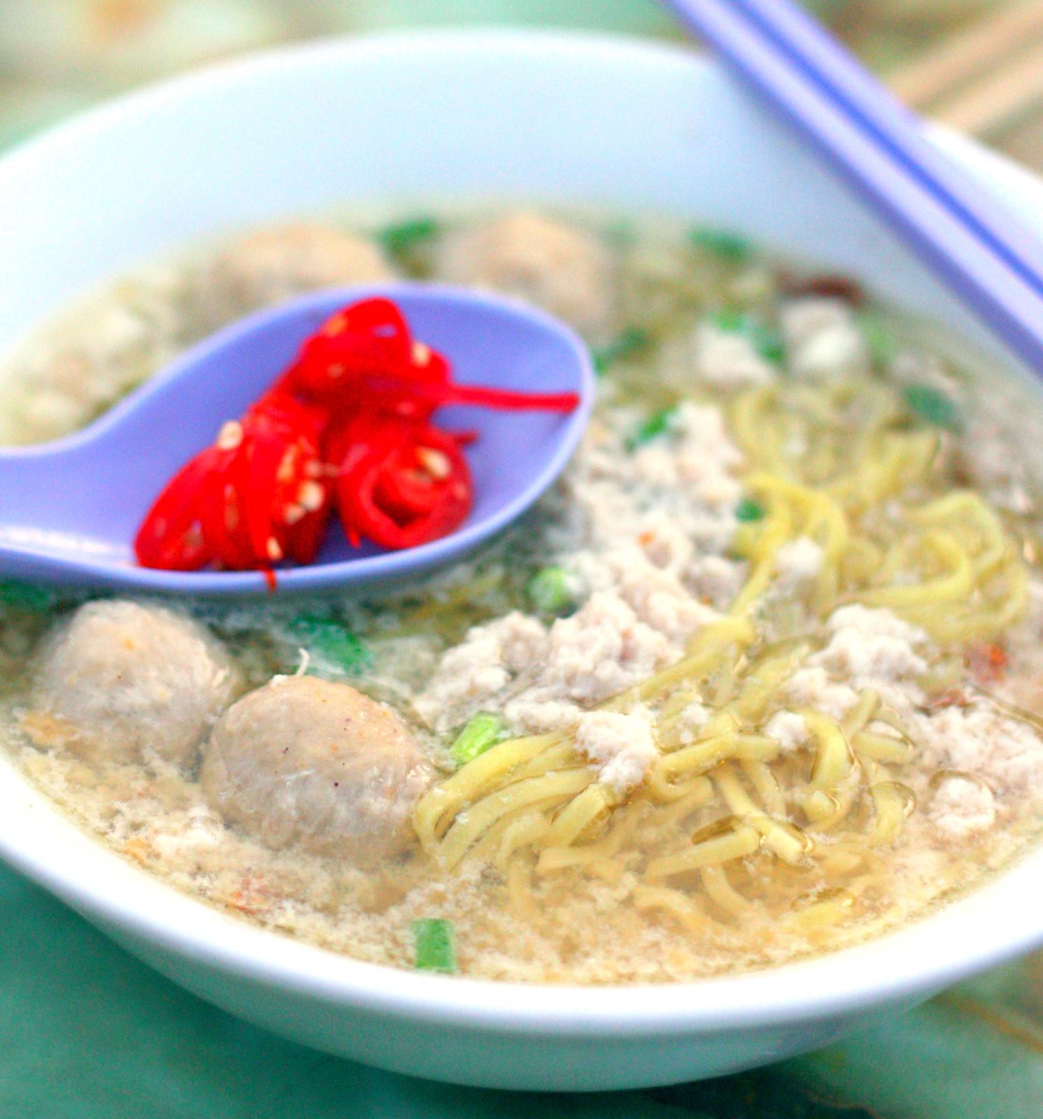 Bedok Food: Seng Hiang Bak Chor Mee