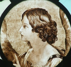 early 19th Century angel (by Samuel Yarrington?)