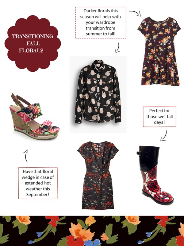 Trend Report: Fall Floral
