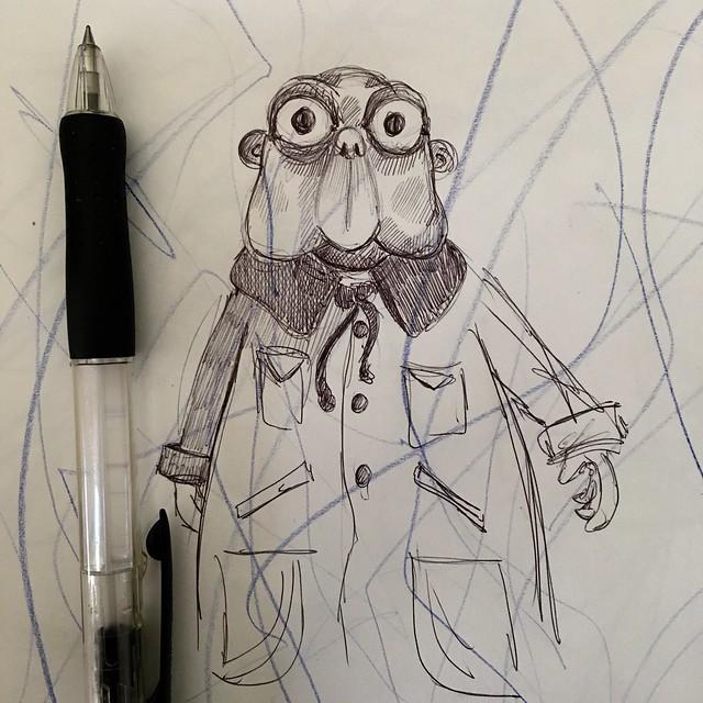 Boonka sketch