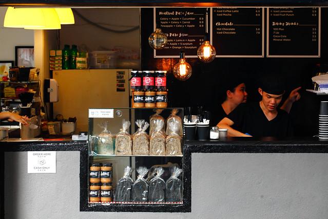 A Toast Breakfast & Juice Bar Pudu
