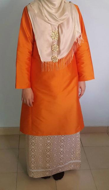 Eid 2016 Baju Kurung