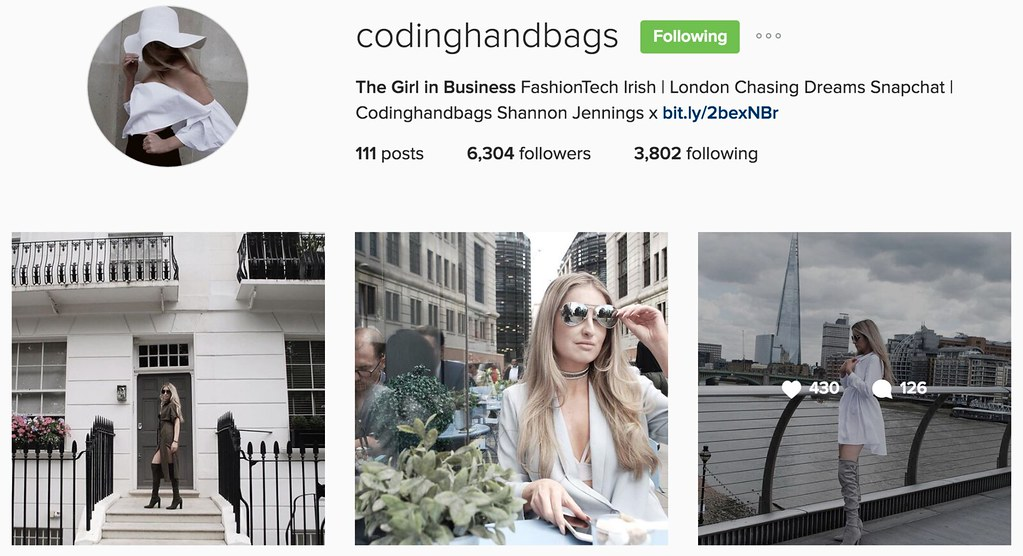www.fashionartista.com - amazing engagement on @condinghandbags Instagram