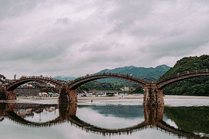 June - Kintaikyou Bridge