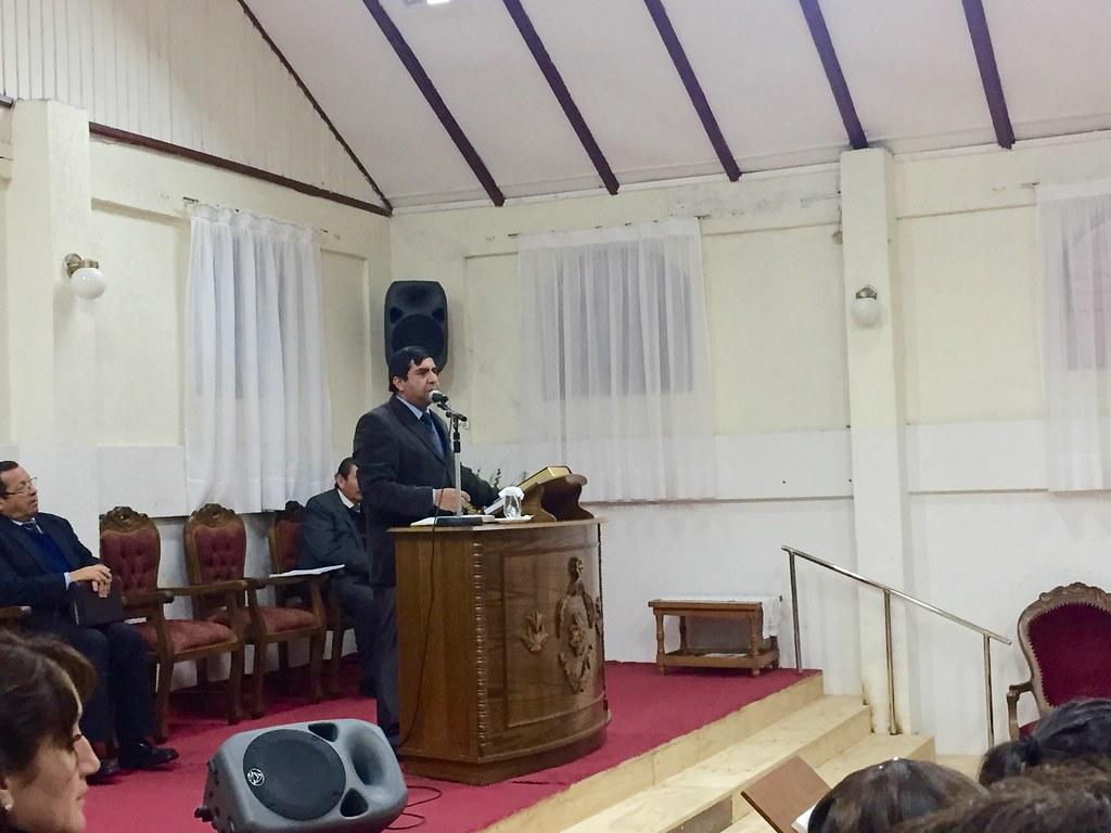 Ministerio de misericordia en Chgte