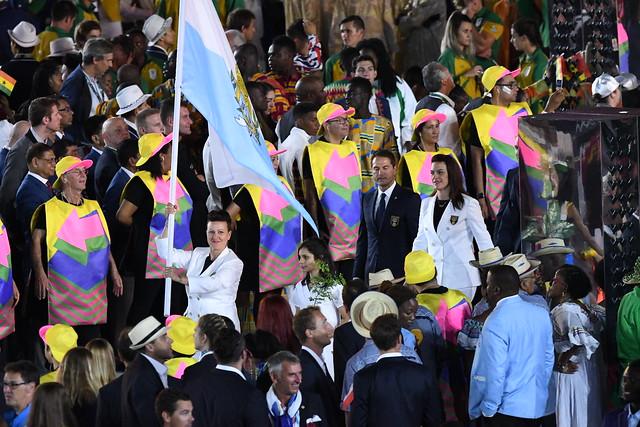 RIO 2016 - Cerimonia d'Apertura