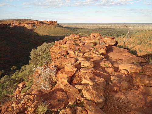 Red Centre Holiday 2016: Day 10 - Kings Canyon Rim Walk