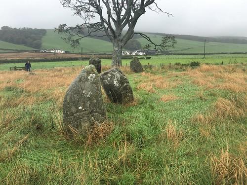 Ettrick Bay Stone Circle