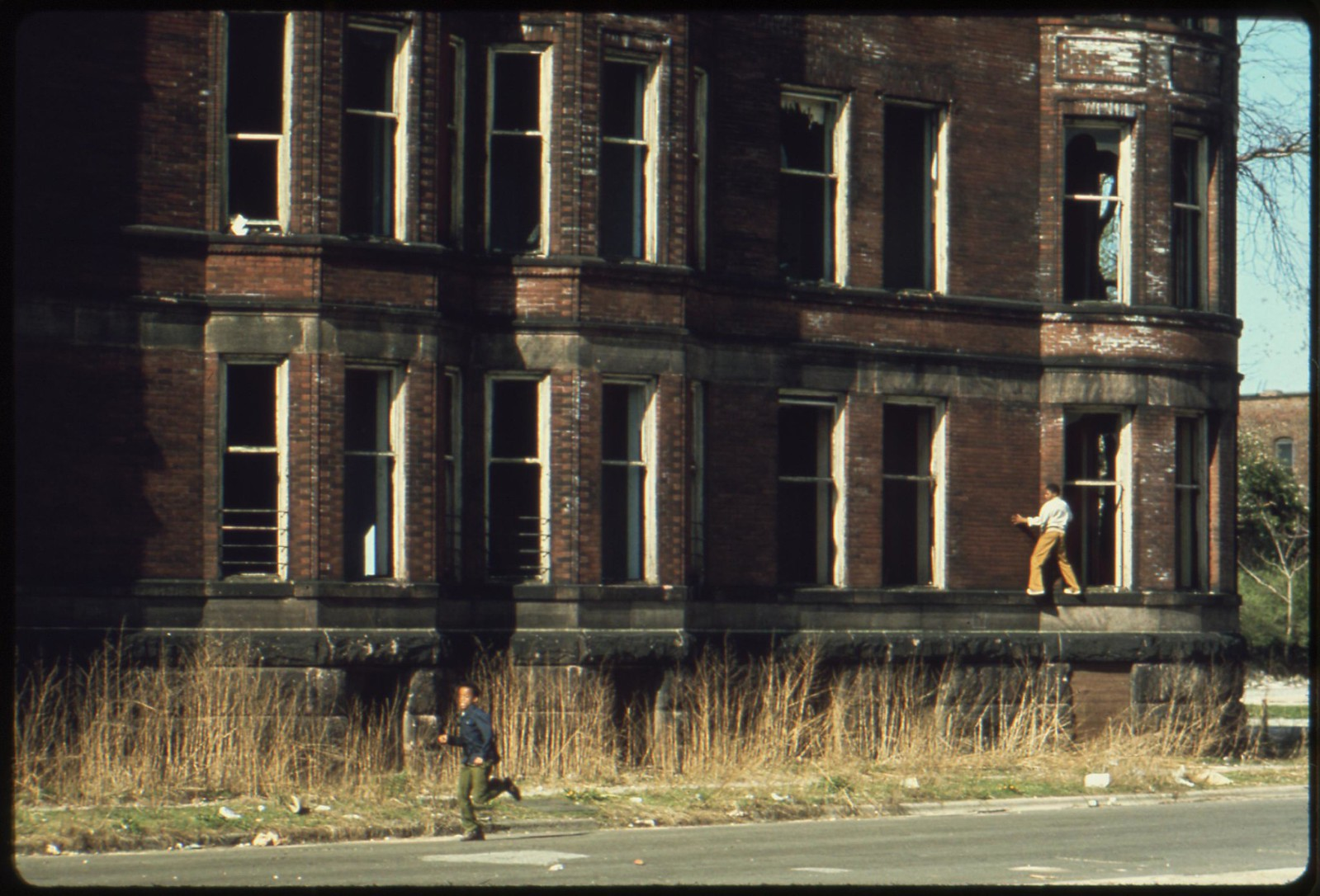 37th And Prairie Streets, 05/1973 | by The U.S. National Archives