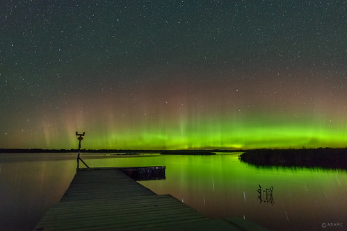 Lady Aurora September 1 at Camden Lake