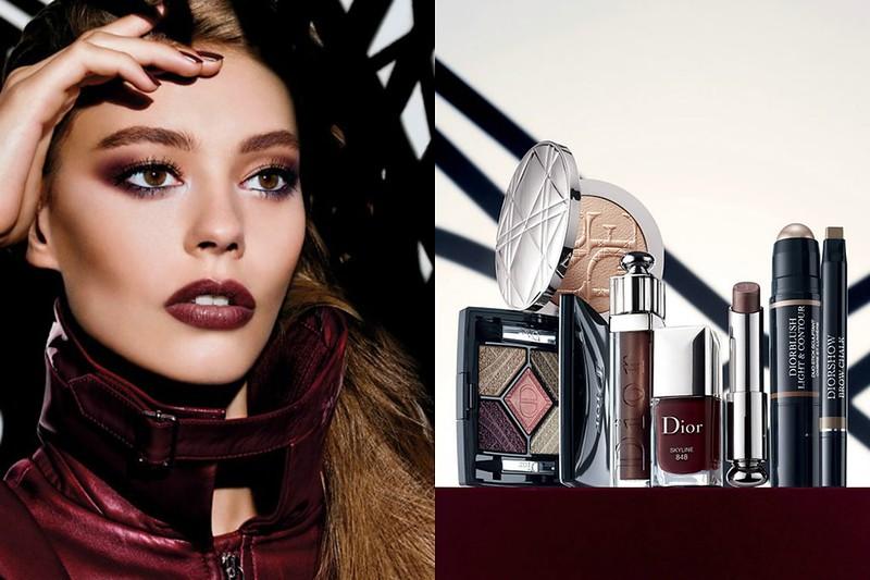 Dior Skyline Makeup Collection Fall 2016