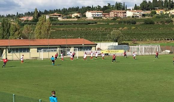 Promozione, la Virtus Verona impone lo 0-0 al Sona Mazza