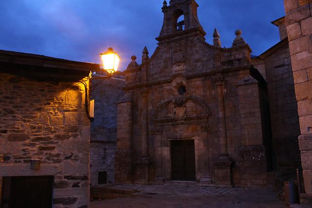 Puebla de Sanabria de noche