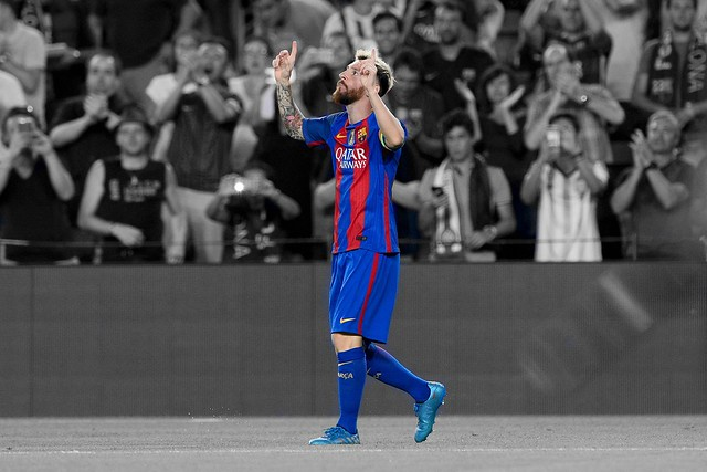 Lionel Messi: 6 Hattricks en la Champions League