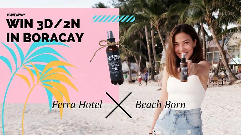 beach born x ferra hotel
