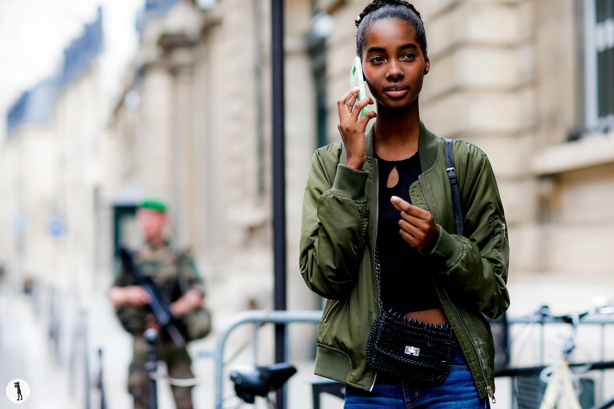 Model Tami Williams - Paris Fashion Week Haute Couture FW16-17 (3)