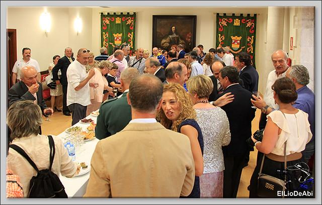 Briviesca en Fiestas 2016 Sopa de ajo, Recepción y canto del Himno a Briviesca 1 (6)