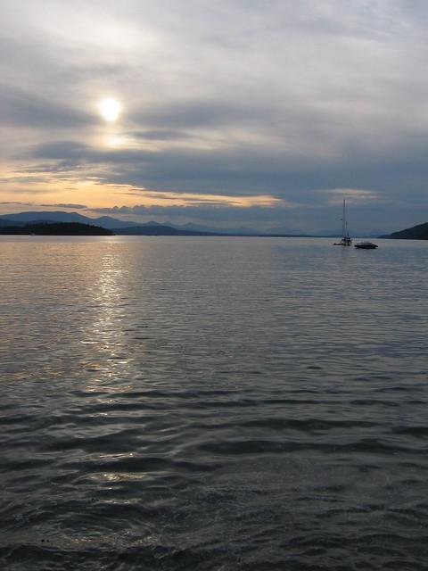 Galiano Island, 19 Aug 2005