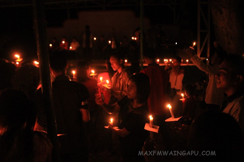 Malam 1000 Lilin