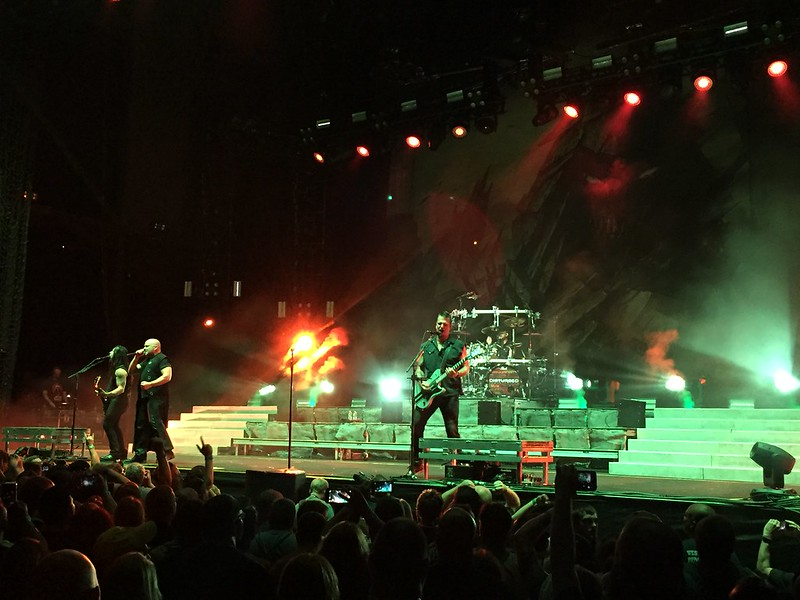 2016-07-24 Disturbed, Breaking Benjamin, Alter Bridge, Saint Asonia @ Darien Lake