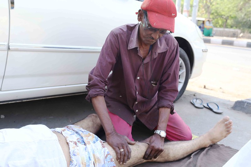 City Moment - The Pleasures of the Massage Parlor, Mathura Road